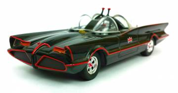 La Batmobile compie 70 anni
