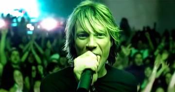 Bon Jovi: compie 20 anni l'inno 'It's my life'
