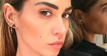 Melissa Satta si rifà il look: la foto sui social