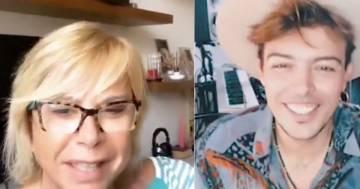 #RDSacasatua: Anna intervista Stash dei TheKolors in diretta Instagram su RDS