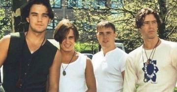 Take That: la reunion con Robbie Williams ci sarà