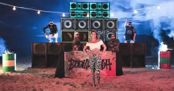 """Boomdabash e Alessandra Amoroso: guarda il video di """"Karaoke"""""""