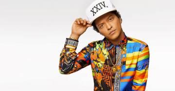 I grandi della musica: la storia di Bruno Mars