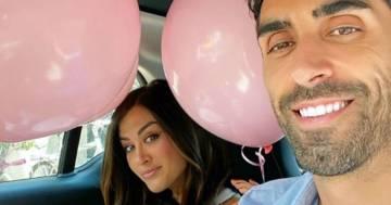 Giorgia Palmas più bella che mai: la nuova foto con il pancione conquista i fan