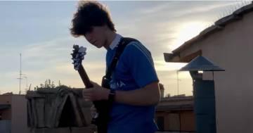 Dai tetti di piazza Navona al Campidoglio: Anna e Sergio hanno intervistato Jacopo Mastrangelo