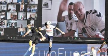 In Danimarca i tifosi vanno allo stadio grazie a zoom