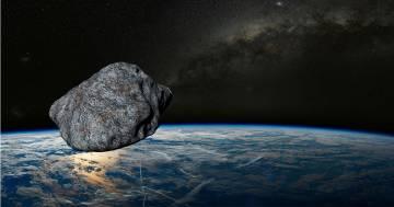 Un grande asteroide sfreccerà sopra la Terra: per la NASA è pericoloso
