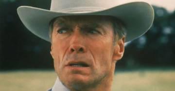 La reazione di Clint Eastwood ai festeggiamenti per il suo compleanno è proprio da lui