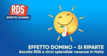 Effetto Domino: Si riparte!