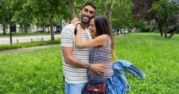 Giorgia Palmas e Filippo Magnini: il post con l'ecografia svela il sesso del bebè in arrivo