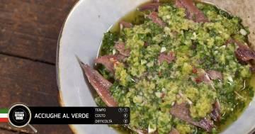 Acciughe al verde - Alessandro Borghese Kitchen Sound - Rural Glam