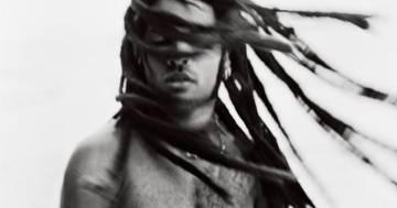 Lenny Kravitz come non si è mai visto: lo scatto è strepitoso