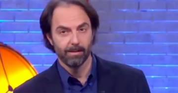 Neri Marcorè a 'I soliti ignoti' imita il premier Conte: è standing ovation