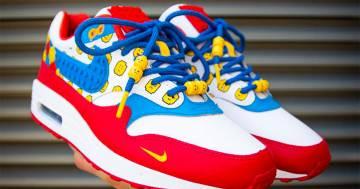 Che spettacolo: ecco le sneakers Nike Air Max Lego