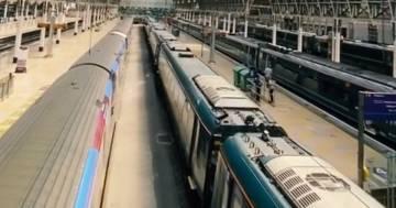 Paddington: le immagini della stazione di Londra semideserta