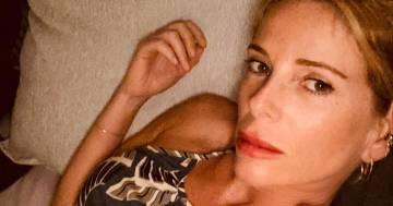 Alessia Marcuzzi è stupenda: fisico perfetto e bikini da urlo