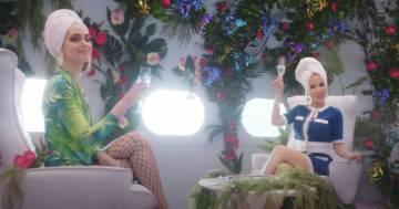 """""""Non mi basta più"""": ecco il nuovo video di Baby K insieme a Chiara Ferragni"""