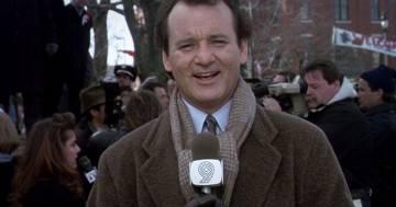 """""""Ricomincio da Capo"""": il film cult con Bill Murray potrebbe diventare una serie tv"""