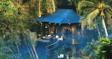 Dormirete nella giungla: ecco il miglior hotel del mondo secondo la rivista Travel+Leisure