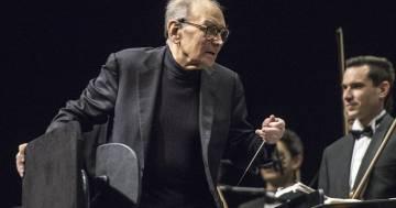 """""""Non voglio disturbare"""": il commovente necrologio scritto dal Maestro Morricone"""