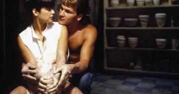"""Tanti auguri a """"Ghost"""": il film con Demi Moore e Patrick Swayze compie 30 anni"""