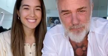Gianluca Vacchi e la fidanzata Sharon svelano il sesso del figlio: l'annuncio è spettacolare