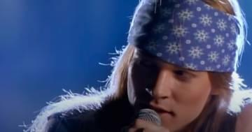 Guns N' Roses: 'Sweet Child o 'Mine' compie 33 anni