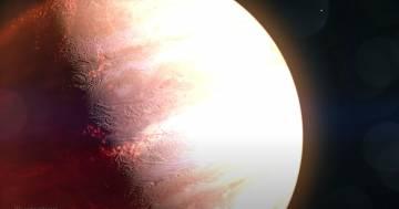 Le nuove immagini di KELT-9b, il caldissimo pianeta a 670 anni luce dalla Terra