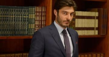 Lino Guanciale si è sposato, il commento della sua ex fidanzata è da applausi