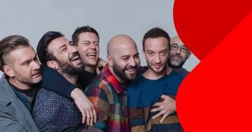 "I Love My Radio: ascolta ""Sei nell'anima"" di Gianna Nannini reinterpretata dai Negramaro"