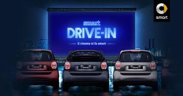 Partecipa alla prima drive-in experience firmata smart