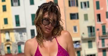 Sabrina Salerno è più in forma che mai, in bikini è stupenda