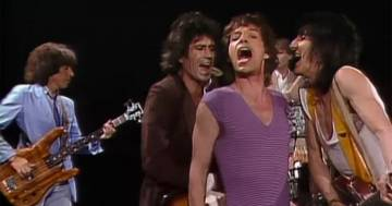 Rolling Stones: 'Start Me Up' compie 39 anni