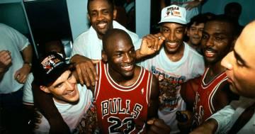 """Michael Jordan donerà il ricavato di """"The Last Dance"""" in beneficenza"""