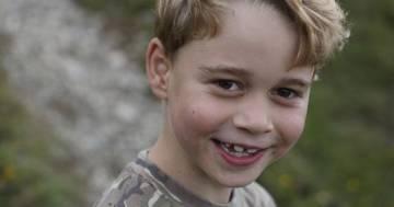 Oggi Baby George compie 7 anni: ecco le nuove foto pubblicate dalla mamma Kate Middleton