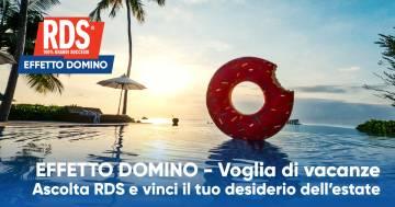 Effetto Domino: voglia di vacanze!
