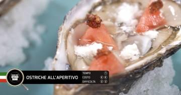 Ostriche all'aperitivo - Alessandro Borghese Kitchen Sound - TÊTE-À-TÊTE