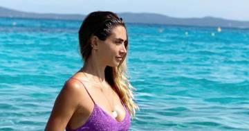 Melissa Satta: il tris di foto dalla Sardegna stupisce i fan