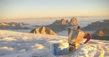 Neve a luglio: ecco come sono le Dolomiti dopo la bufera di questa notte