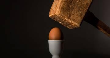 Ecco quanti minuti servono per avere un uovo sodo perfetto