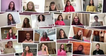 Un coro di ragazzi friulani reinterpreta la canzone di Bono, gli U2 la condividono sulla loro pagina