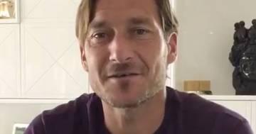 Francesco Totti e la dedica romantica ai suoi tre figli: ecco il suo post su Instagram