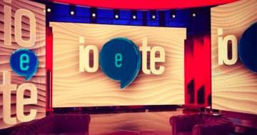 'Io e te': il programma TV è stato sospeso per Covid-19