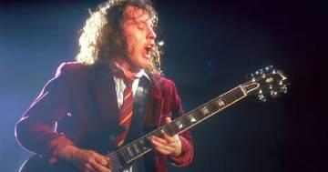 AC/DC: 'Thunderstruck' compie 30 anni