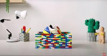 È ufficiale, arrivano le Adidas Lego: ecco le immagini in anteprima
