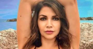 Cristina D'Avena: il décolleté è veramente esplosivo