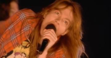 'Don't Cry' dei Guns N'Roses compie 29 anni