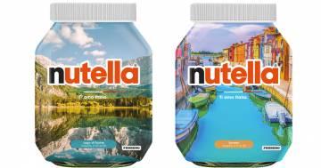 'Ti amo Italia': Nutella e Enit lanciano un'edizione limitata dedicata alle nostre regioni