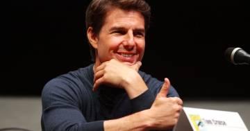 È ufficiale: Tom Cruise girerà un film nello spazio