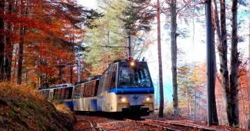 Il Treno del Foliage vi farà viaggiare tra paesaggi da favola